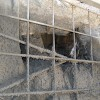 Shotcrete used to construct basement for domestic premises